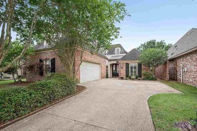 Baton Rouge Single Family Home For Sale: 11838 Villa Ave