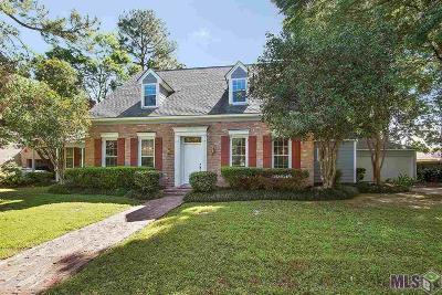 Baton Rouge Single Family Home For Sale: 4027 Deerfield Ln