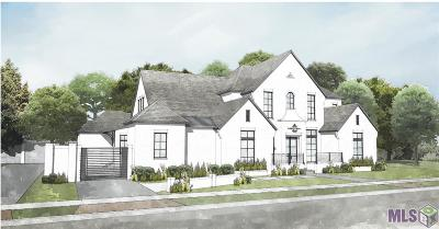 Baton Rouge LA Single Family Home For Sale: $1,020,000