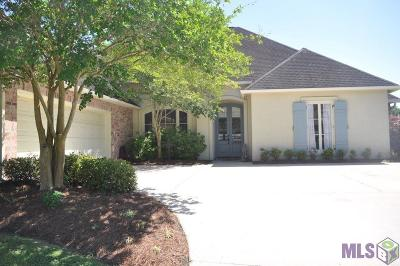 Prairieville Single Family Home For Sale: 38129 Summerwood Ave