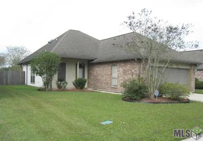 Baton Rouge Single Family Home For Sale: 3080 Southbank Dr