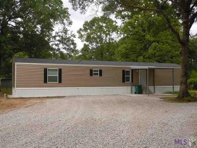 Denham Springs Single Family Home For Sale: 11541 Marlene Ave