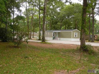 Denham Springs Single Family Home For Sale: 11547 Marlene Ave