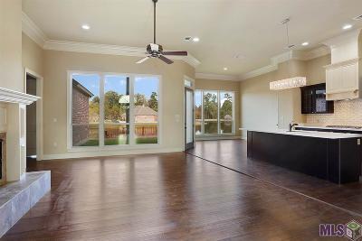 Denham Springs Single Family Home For Sale: 13887 Creekstone Ave