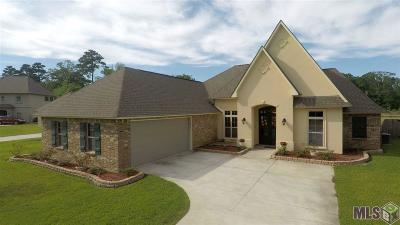 Denham Springs Single Family Home For Sale: 8613 Sandpiper
