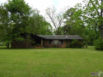 Zachary Single Family Home For Sale: 423 E Irene Rd