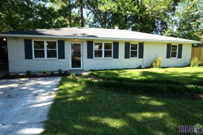 Prairieville Single Family Home For Sale: 41158 2nd Colonial St