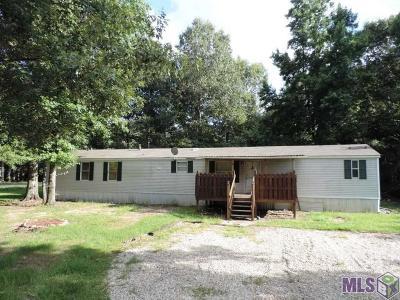 Denham Springs Single Family Home For Sale: 13290 Rhonda Dr