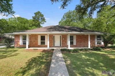 Baton Rouge Single Family Home For Sale: 1447 Kenilworth Pkwy