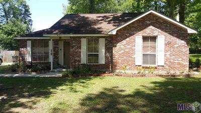 Central Single Family Home For Sale: 16335 Comanche Ave