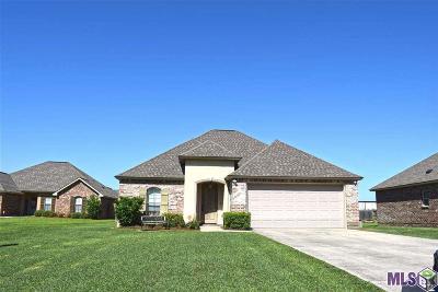 Prairieville Single Family Home For Sale: 17367 Wrenwood Dr
