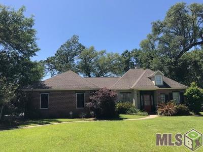 Gonzales Single Family Home For Sale: 14335 Sommer Ln