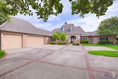 Baton Rouge Single Family Home For Sale: 18844 E Arcadian Shores Ave