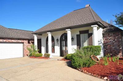 Prairieville Single Family Home For Sale: 39482 Quail Creek Ave