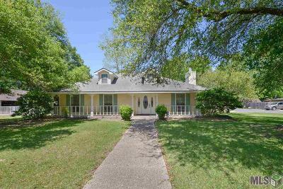 Port Allen Single Family Home For Sale: 2404 Riverside Dr
