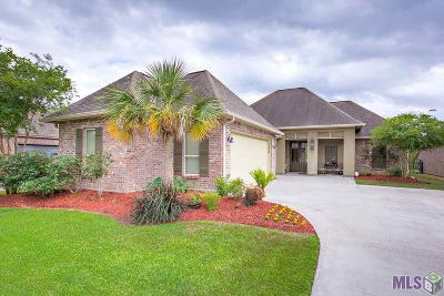 Baton Rouge Single Family Home For Sale: 16938 Highland Club Ave