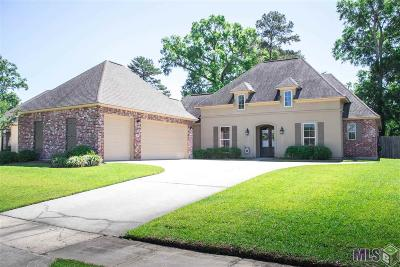Baton Rouge Single Family Home For Sale: 5839 Kellywood Oaks Dr