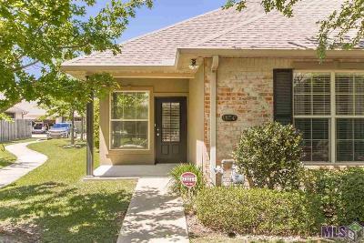 Baton Rouge Condo/Townhouse For Sale: 4848 Windsor Village Dr #47
