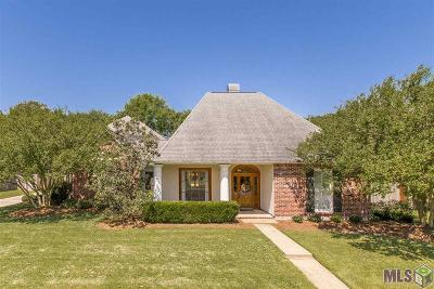 Baton Rouge Single Family Home For Sale: 17760 Five Oaks Dr