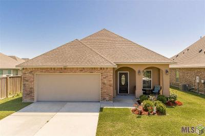 Prairieville Single Family Home For Sale: 16352 Timberstone Dr