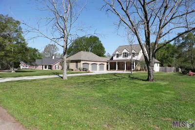 Prairieville Single Family Home For Sale: 37128 Charlotte Ave