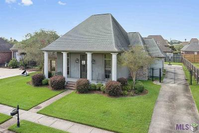 Baton Rouge Single Family Home For Sale: 8838 Glenfield Dr