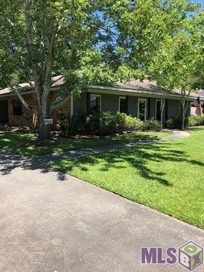 Prairieville Single Family Home For Sale: 40220 Ronda Ave