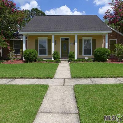 Baton Rouge Single Family Home For Sale: 6325 Snowden Dr