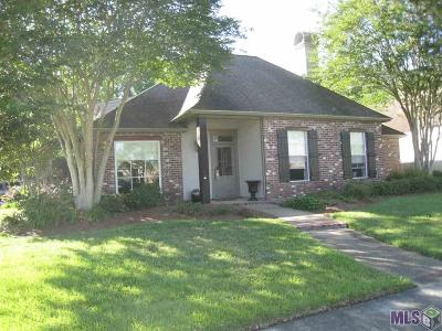 Baton Rouge Single Family Home For Sale: 5972 Glen Cove Dr