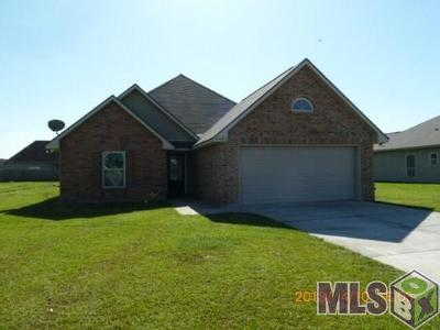 Prairieville Single Family Home For Sale: 15477 Timberstone Dr