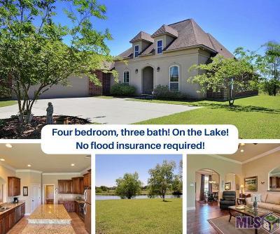 Prairieville Single Family Home For Sale: 39345 Oceanview Ave