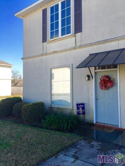 Baton Rouge Condo/Townhouse For Sale: 4000 Lake Beau Pre #123