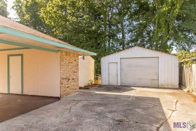 Baton Rouge Single Family Home For Sale: 16722 Patton Ave