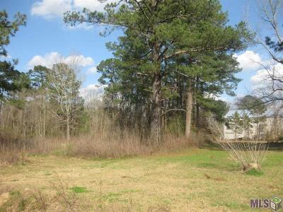 Prairieville Residential Lots & Land For Sale: Lot 5 Lomas Rd