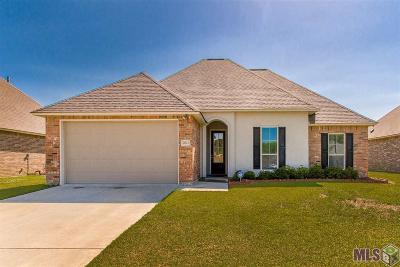 Denham Springs Single Family Home For Sale: 22524 Timber Ridge Dr