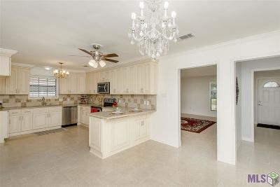 Baton Rouge LA Single Family Home For Sale: $165,000