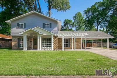 Baton Rouge Single Family Home For Sale: 11161 Charington Ave