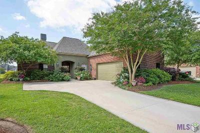 Gonzales Single Family Home For Sale: 37375 Dutchtown Crossing Av