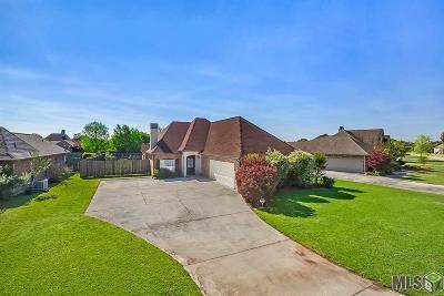 Denham Springs Single Family Home For Sale: 36520 Stanton Hall