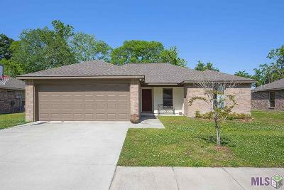 Gonzales Single Family Home For Sale: 2249 S Helens Way Ave