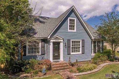 Baton Rouge LA Single Family Home For Sale: $542,000