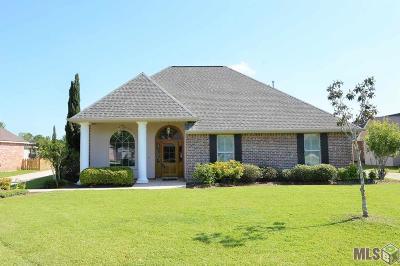 Prairieville Single Family Home For Sale: 39413 Madison Ave