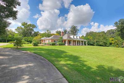 Baton Rouge Single Family Home For Sale: 4950 Heritage Dr