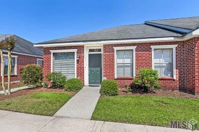 Baton Rouge LA Condo/Townhouse For Sale: $149,900
