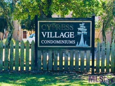 Gonzales Condo/Townhouse For Sale: 914 W Tony Dr #C