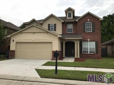 Baton Rouge LA Single Family Home For Sale: $348,988