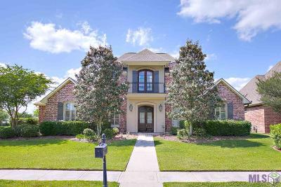 Baton Rouge LA Single Family Home For Sale: $554,900