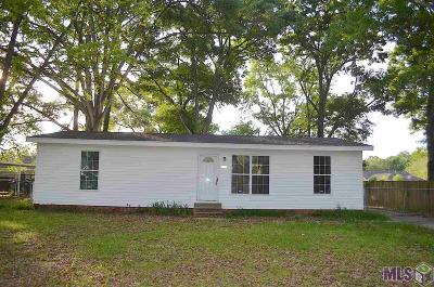 Baton Rouge Single Family Home For Sale: 1956 Peck Dr