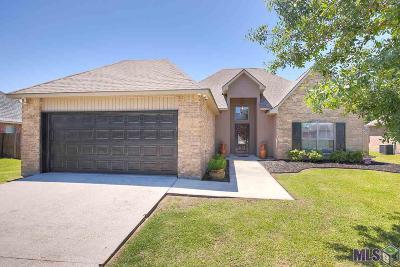 Denham Springs Single Family Home For Sale: 11270 Abbey Ln