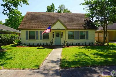 Baton Rouge Single Family Home For Sale: 8342 Justin Ave